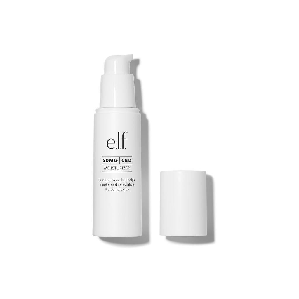 e.l.f. Cosmetics 50MG Hemp-Derived CBD Moisturizer