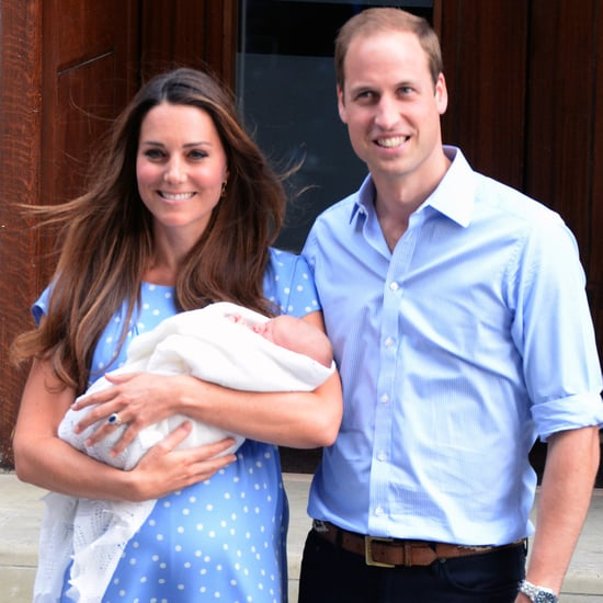 Royal Baby 2015 Birth Announcement on Twitter