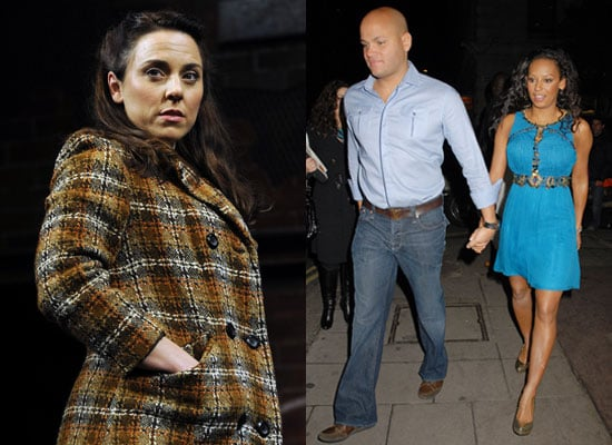 Photos of Mel C and Mel B