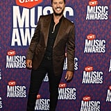 Luke Bryan at the 2019 CMT Awards