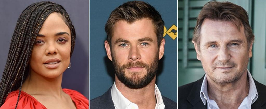 Men in Black Spinoff Cast 2018