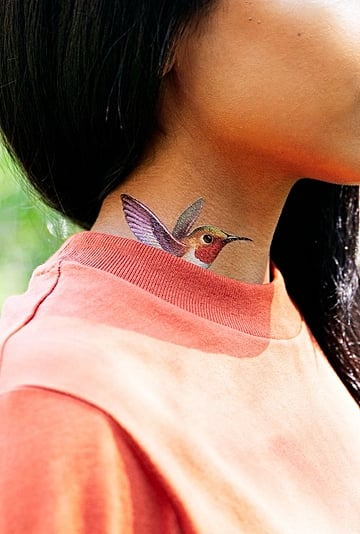 Where You Can Buy Temporary Tattoos That Look Real