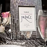 Prince-Themed Wedding
