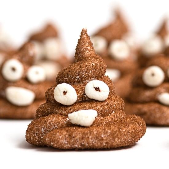 Poop Emoji Peeps Recipe