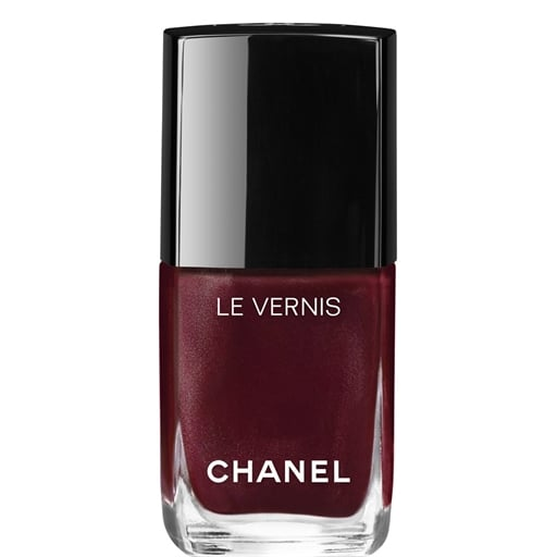 Chanel Le Vernis Nail Color In Vamp The Best Chanel Makeup Products Popsugar Beauty Photo 3