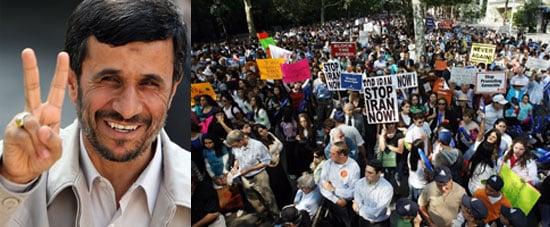 Iran's Ahmadinejad: We Don't Want Confrontation With Anyone