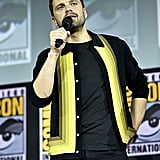 Pictured: Sebastian Stan at San Diego Comic-Con.