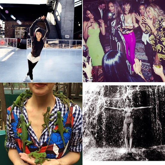 Fashion Instagram Photos | Week of Jan. 16, 2014