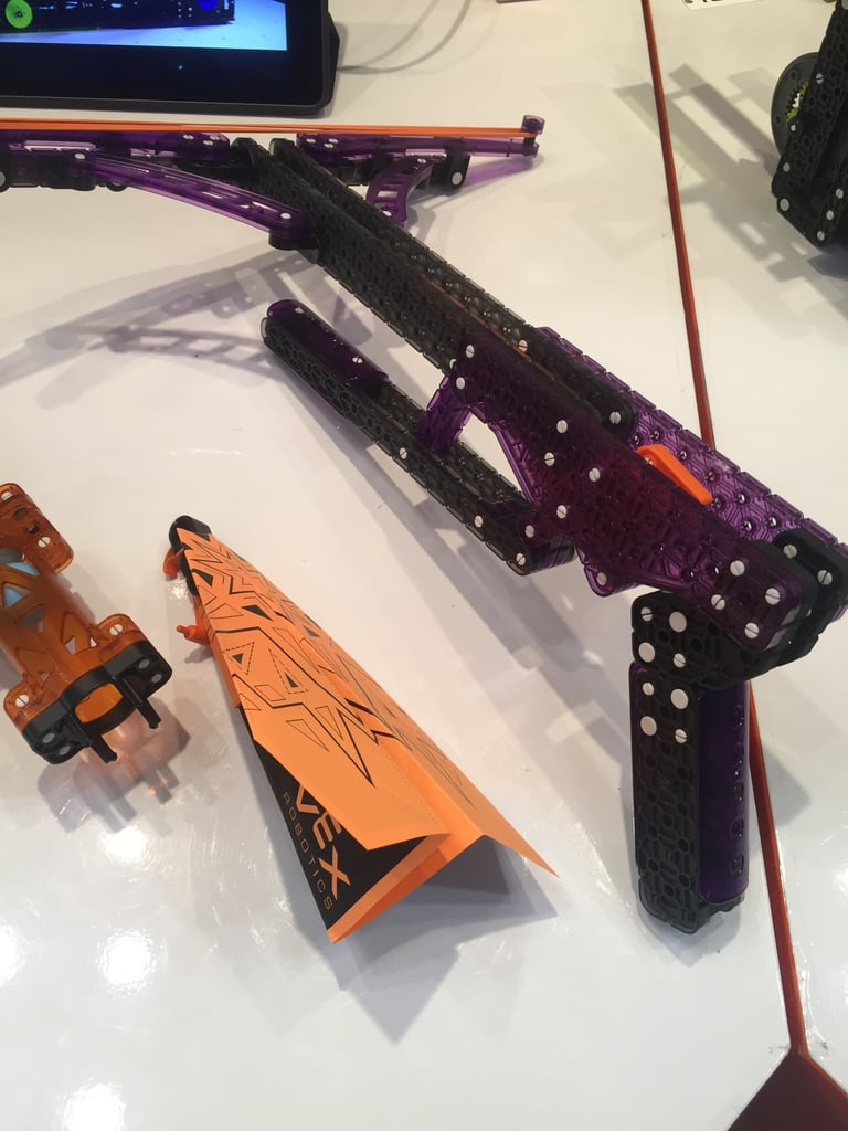 Hexbug VEX Robotics Crossfire Airplane Launcher Construction Kit