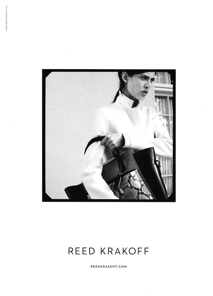 Reed Krackoff Fall 2012 Ad Campaign