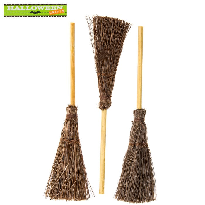 Witch Brooms Hobby Lobby S Halloween Decor Is Here And You Re Going To Want It All Popsugar Home Photo 6