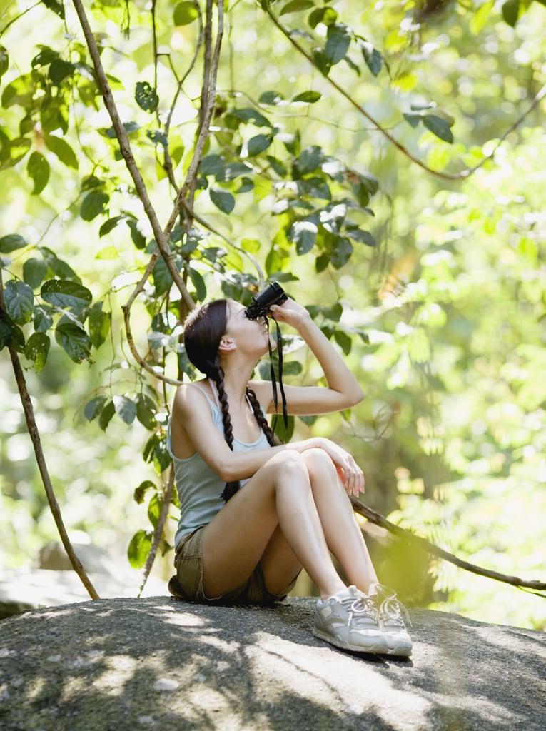 Go birdwatching.