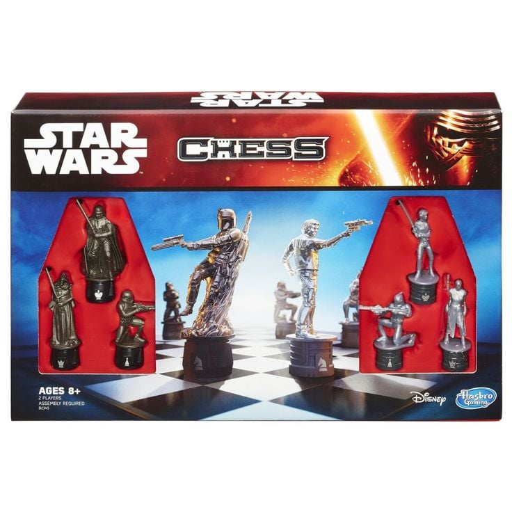 Star Wars Chess Set Star Wars Gifts Under 50 Popsugar