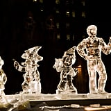 Go to an Ice Sculpture Exhibit