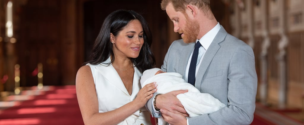 Meghan Markle's New Mum Quotes 2019