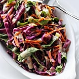 Rainbow Spinach Salad