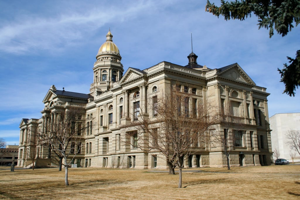 Wyoming — Wyoming State Capitol | Best Museums in the United