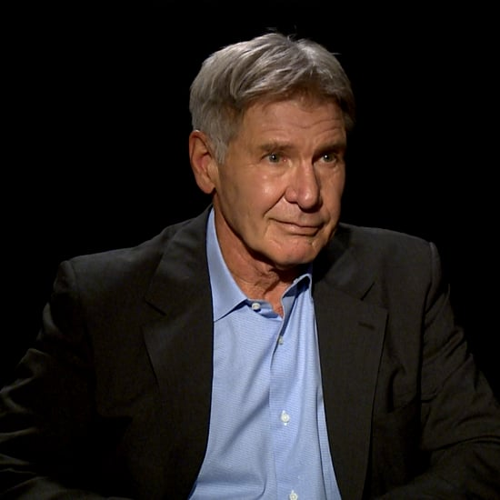 Harrison Ford Interview For Ender's Game