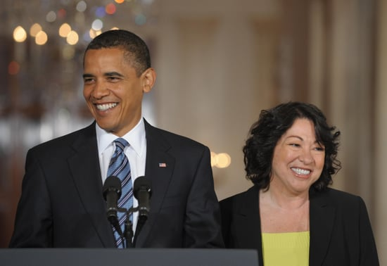 Front Page: Obama Picks Sonia Sotomayor For Supreme Court