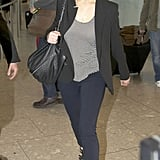 Jennifer Lawrence Takes Her Hunger Games Tour Back to the UK