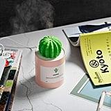 Aoloda Portable Cactus Air Humidifier ($13)