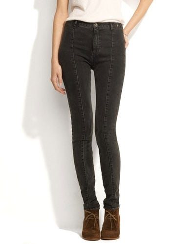 Pamela High-Rise Jeans in Huron Wash ($125)