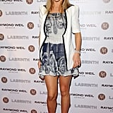 Raymond Weil Pre-Brit Awards Dinner 2012