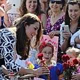 Meghan Markle and Kate Middleton First Australia Tour Photos