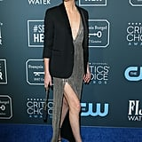 Charlize Theron at the 2020 Critics' Choice Awards