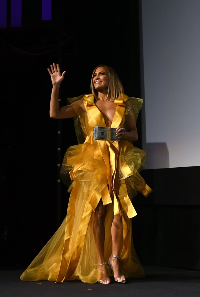 Jennifer Lopez, Lili Reinhart, and Hustlers Cast TIFF 2019