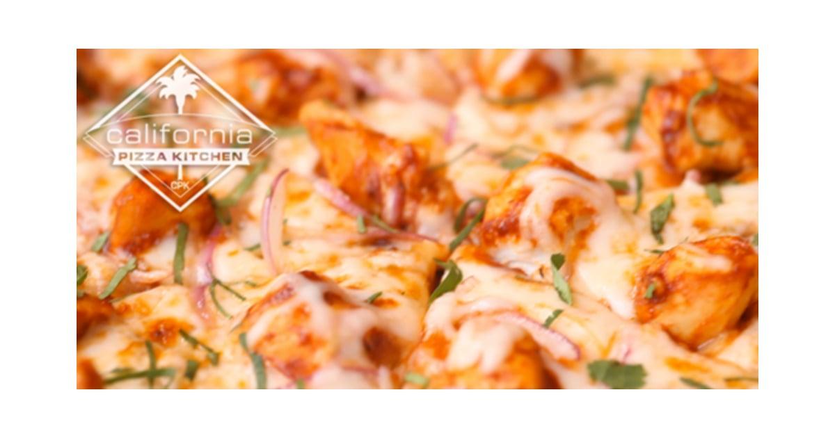 California Pizza Kitchen Most Popular