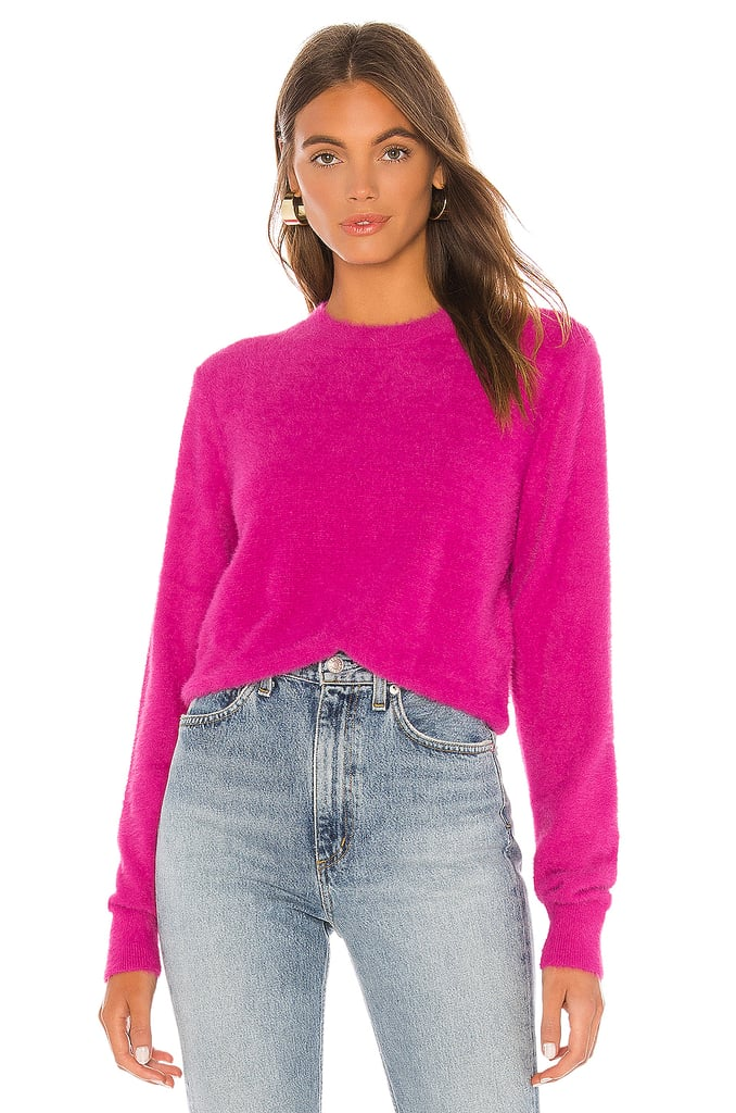 Spiritual Gangster Madeline Cozy Crew Sweater