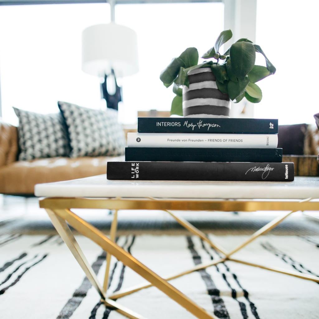 How to Organize Books at Home