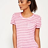 Superdry Essentials Sheer Stripe T-Shirt