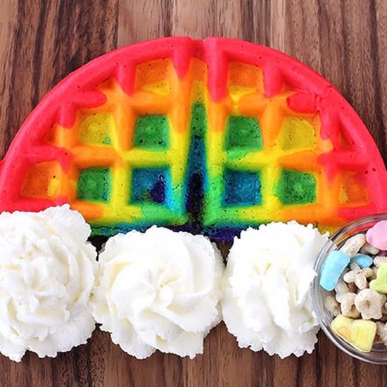 Tie-Dye Food Recipes