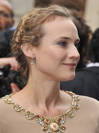 Stupendous Diane Kruger Hairstyles How To Get 15 Of Her Best Braids Hairstyles For Women Draintrainus