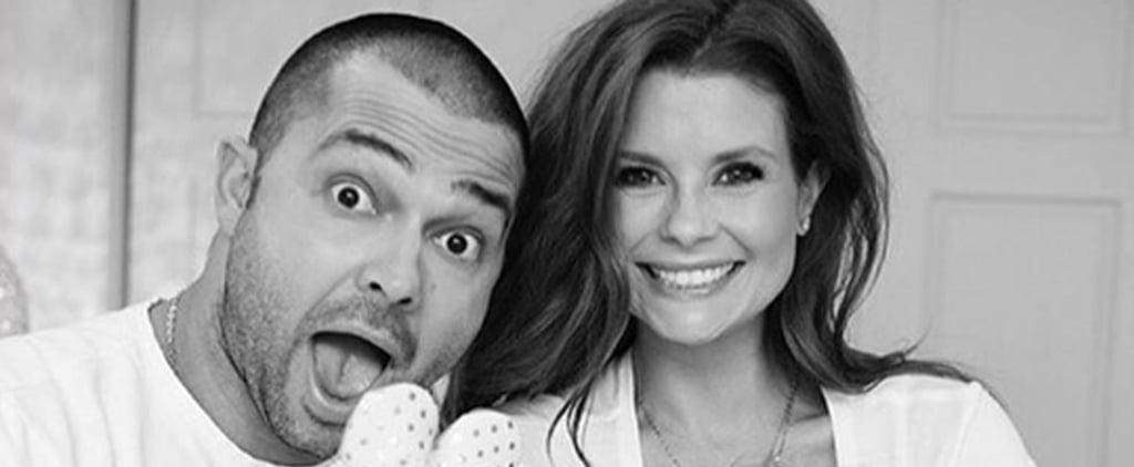 JoAnna Garcia Swisher Gives Birth to Her Second Baby