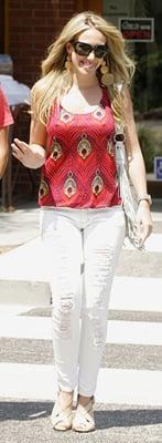 Celeb Style: Haylie Duff