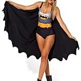 Batman Detachable Cape Suit ($82)