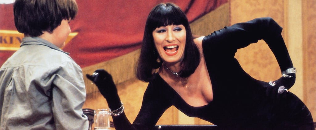 Anjelica Huston in 1990's The Witches | Pictures and GIFs