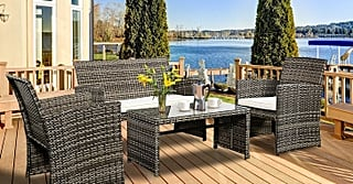 Make the Most of Summer With This Patio Furniture — All From Amazon!