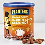Planters Pumpkin Spice Almonds ($8)