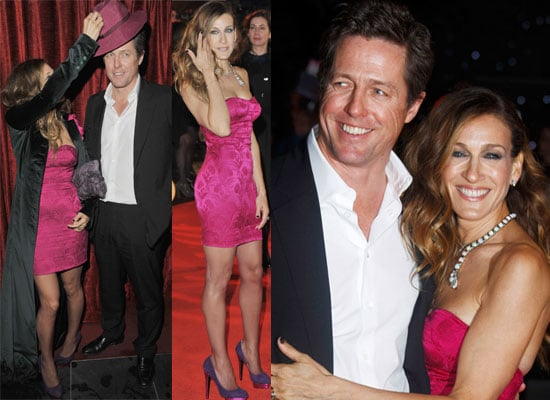 Photos of Sarah Jessica Parker, Hugh Grant and Liz Hurley at Did You Hear About The Morgans UK Premiere