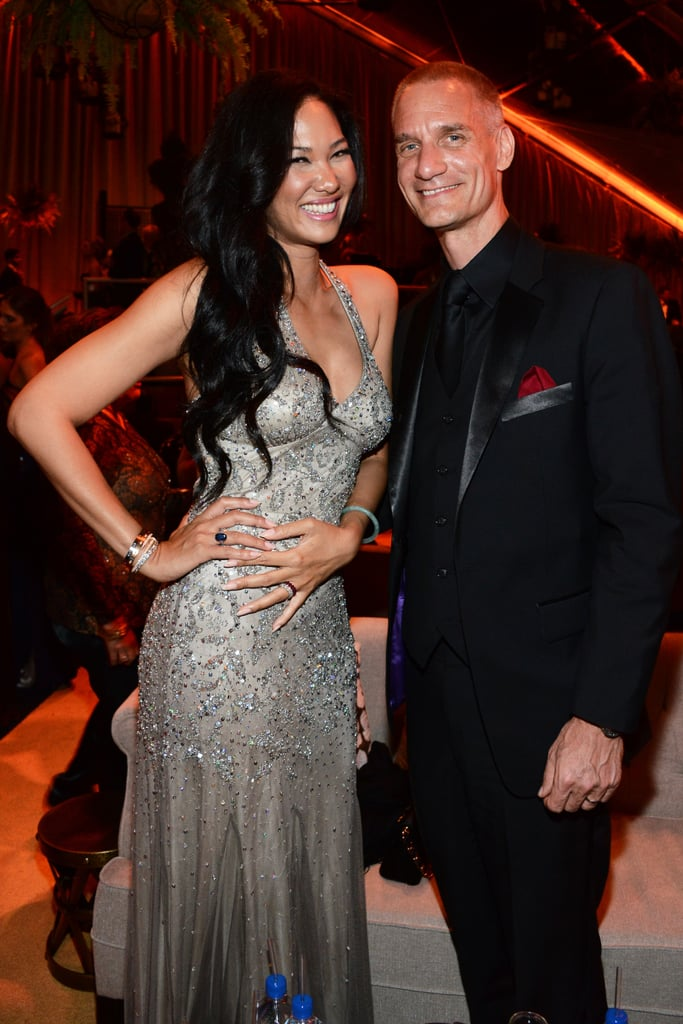 Kimora Lee-Simmons and Tim Leissner
