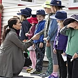 Meghan Markle Comforting a Crying Little Boy in New Zealand