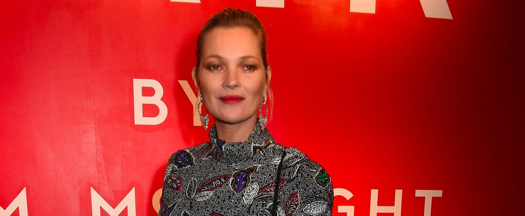 Kate Moss Can't Stop Wearing This Unexpected Accessory