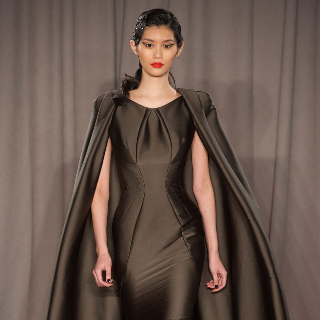 Zac Posen Fall 2014 Runway Show | New York Fashion Week