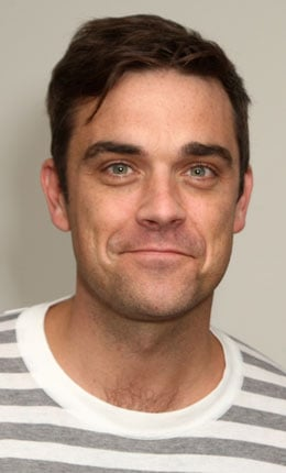 Photos of Robbie Williams — Brit Awards 2010 Outstanding Contribution To Music Winner