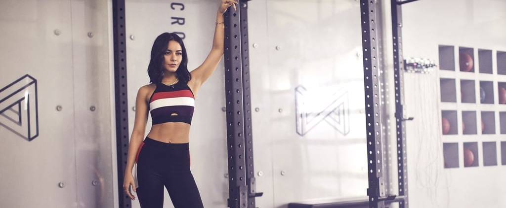 Vanessa Hudgens and Avia Activewear Launch