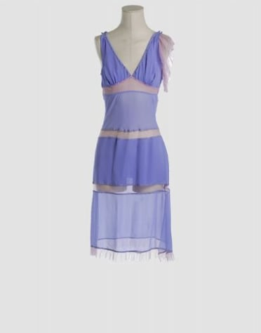 Kristina Ti Tiered Frilly Lilac Dress: Love It or Hate It?